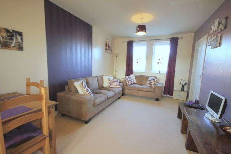 2 Bedrooms Flat for sale in Brandwood Drive, Stafford