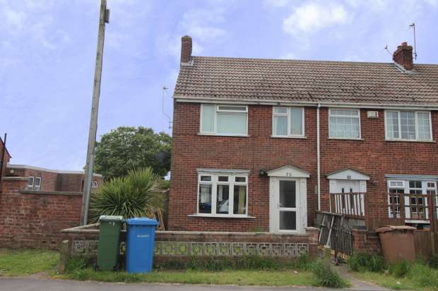 3 Bedrooms Semi Detached House for sale in Headlands Road, Hull, North Humberside, HU11 4RR