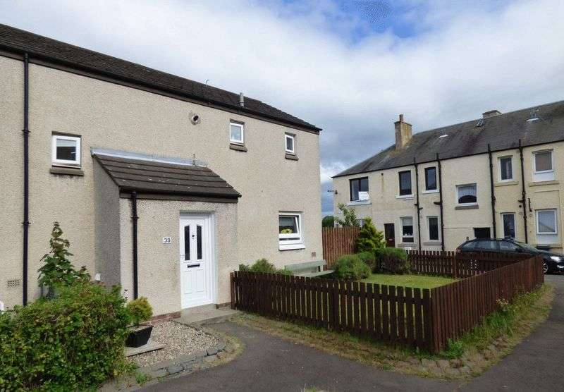 3 Bedrooms Terraced House for sale in 3 Bed End Terrace, Newcraighall Drive, Musselburgh