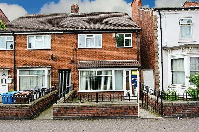 3 Bedrooms Semi Detached House for sale in St. Georges Road, Hull