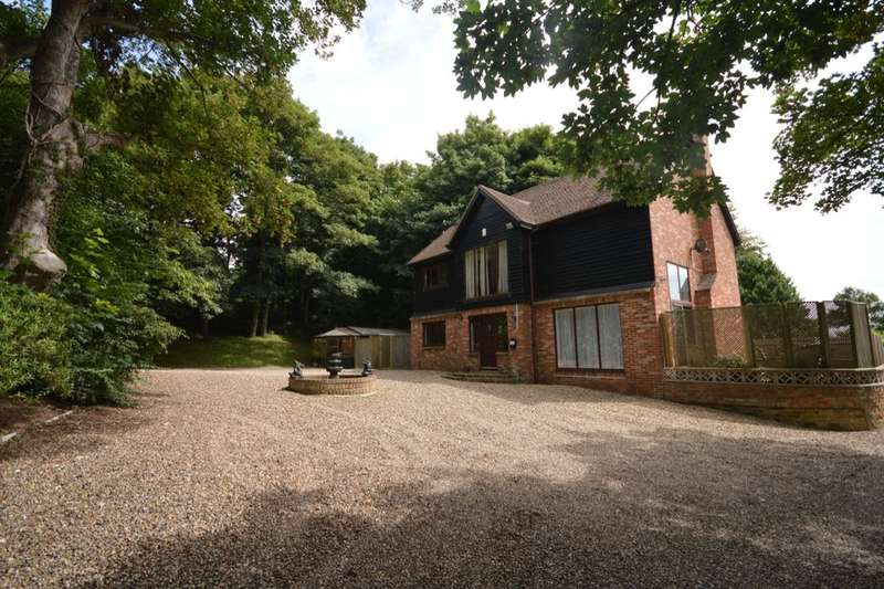 4 Bedrooms Detached House for sale in Golden Hills Farm Bushy Hill Road, Westbere, Canterbury, CT2