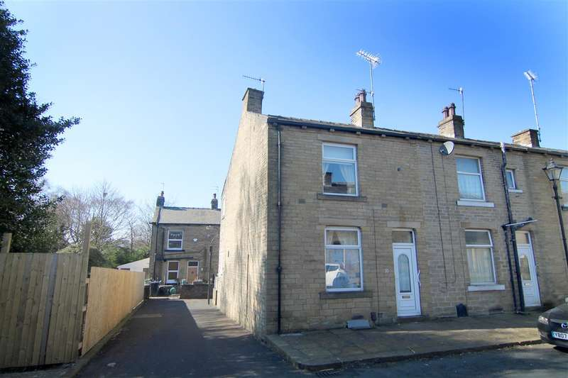 2 Bedrooms End Of Terrace House for sale in Chester Place, Halifax