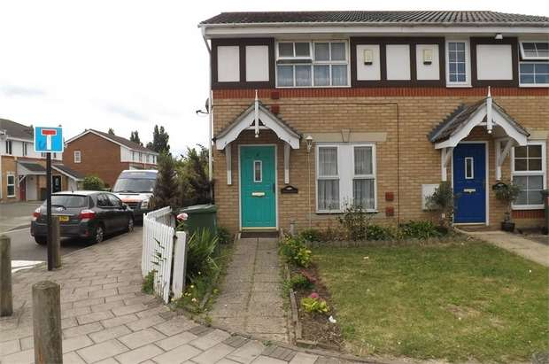 3 Bedrooms End Of Terrace House for sale in Hutchins Road, London