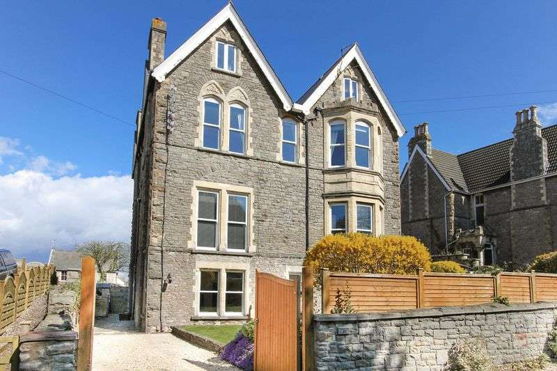 3 Bedrooms Flat for sale in Albert Road, CLEVEDON