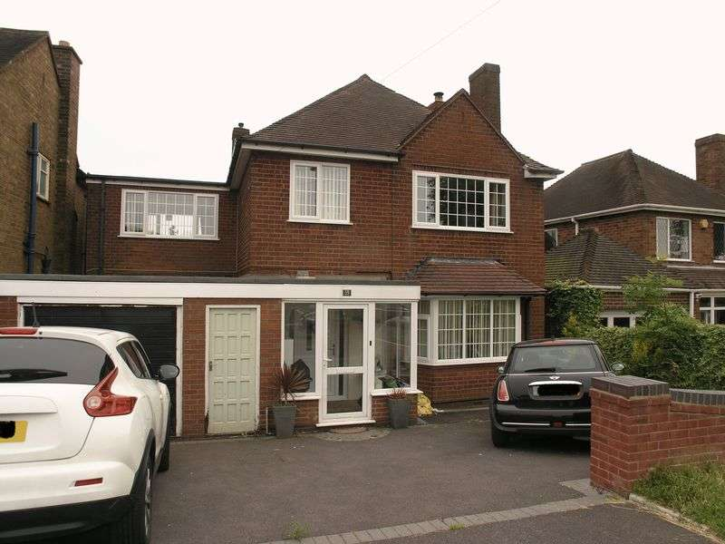 4 Bedrooms Detached House for sale in The Ridgeway, Sedgley