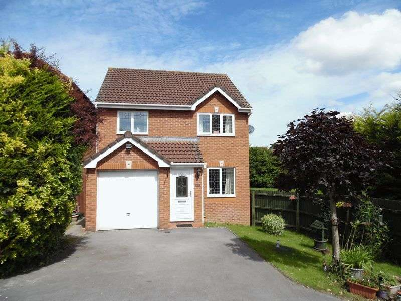 3 Bedrooms Detached House for sale in Llwyn Glas Broadlands Bridgend CF31 5AH