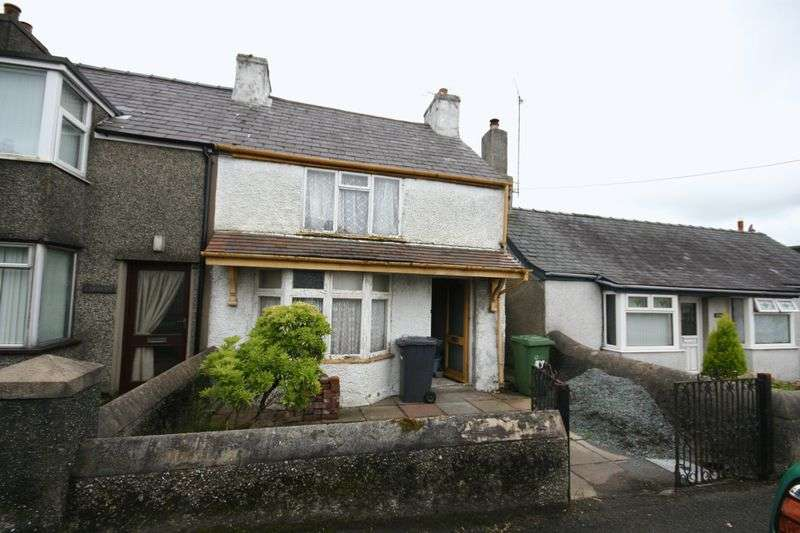 2 Bedrooms Semi Detached House for sale in Gaerwen, Anglesey