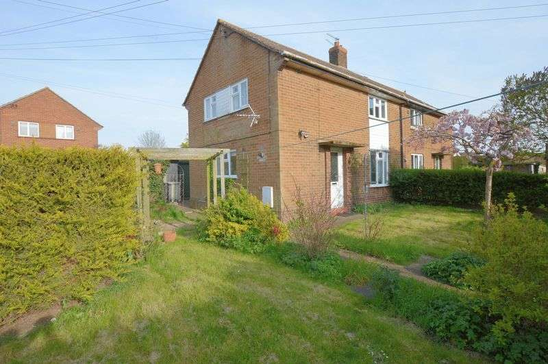 3 Bedrooms Semi Detached House for sale in 9 Orchard Way, Coningsby