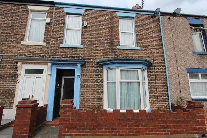 2 Bedrooms Flat for sale in Derby Street, Eden Vale, Sunderland