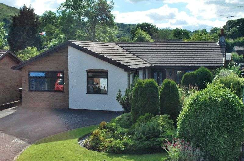 4 Bedrooms Detached Bungalow for sale in Eversley Court, Wrexham
