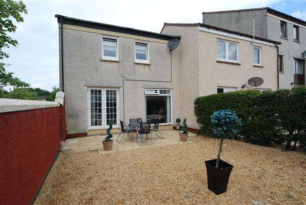 3 Bedrooms End Of Terrace House for sale in Kilpatrick Court, Irvine