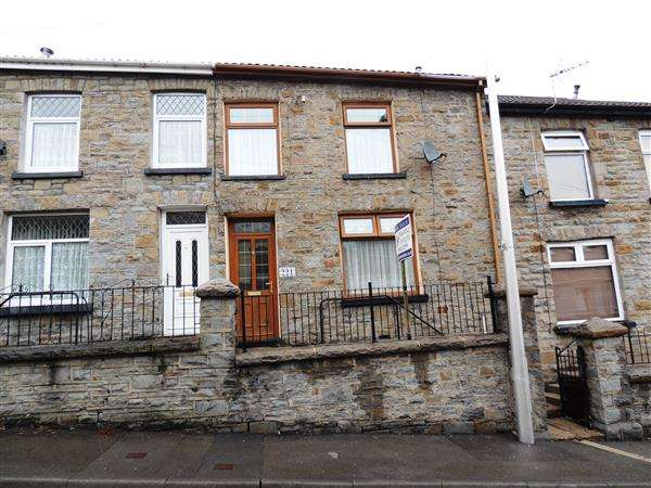 2 Bedrooms Terraced House for sale in Court Steet, Tonypandy