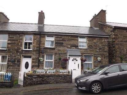 3 Bedrooms End Of Terrace House for sale in Station Road, Llan Ffestiniog, Blaenau Ffestiniog, Gwynedd, LL41
