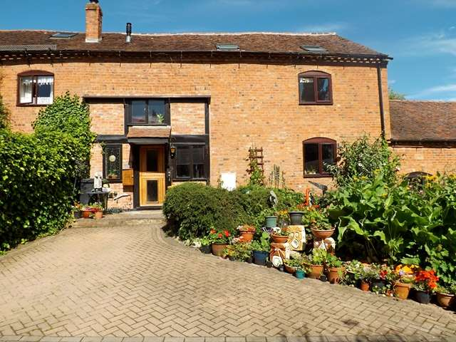 4 Bedrooms Barn Conversion Character Property for sale in Highfield House, Hill Furze