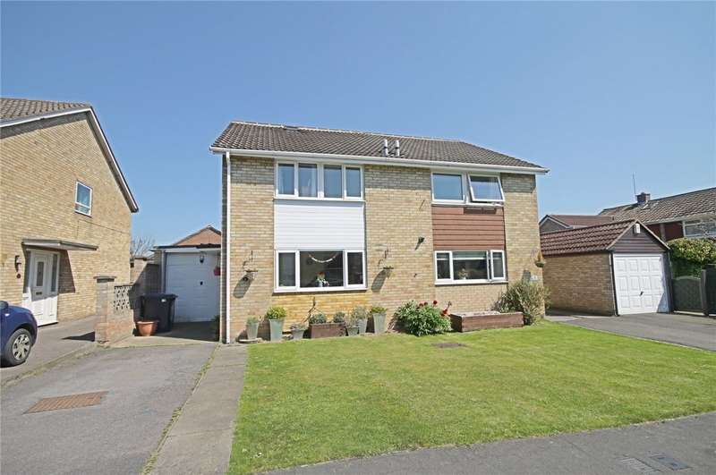3 Bedrooms Semi Detached House for sale in Eden Close, Hurworth, Darlington, DL2