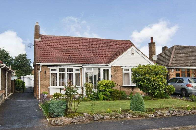 2 Bedrooms Detached Bungalow for sale in South Close, Cannock