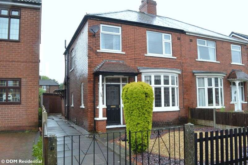 3 Bedrooms Semi Detached House for sale in King Edward Street, Scunthorpe