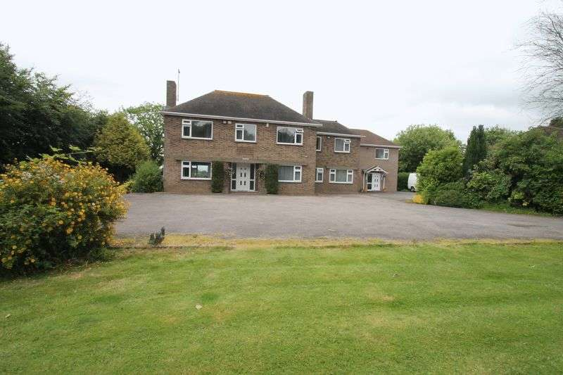 6 Bedrooms Semi Detached House for sale in Roman Road, Moulton Chapel