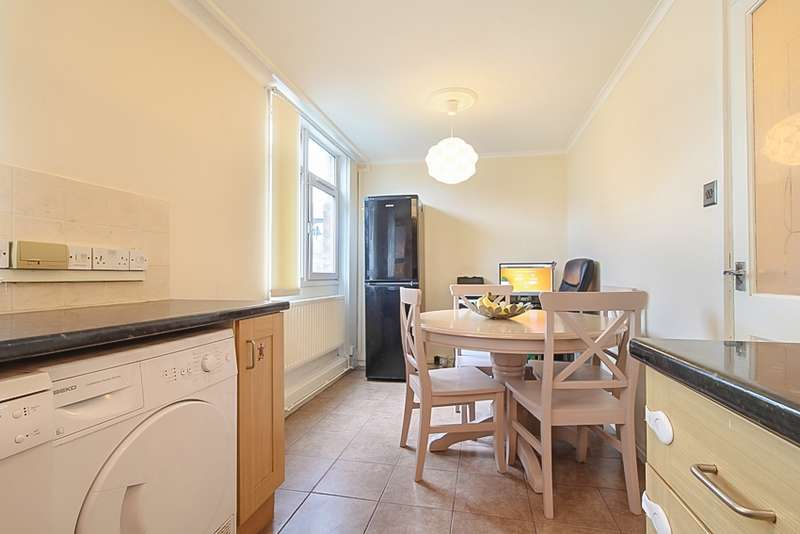 3 Bedrooms Flat for sale in AYTOUN ROAD, LONDON, London, SW9