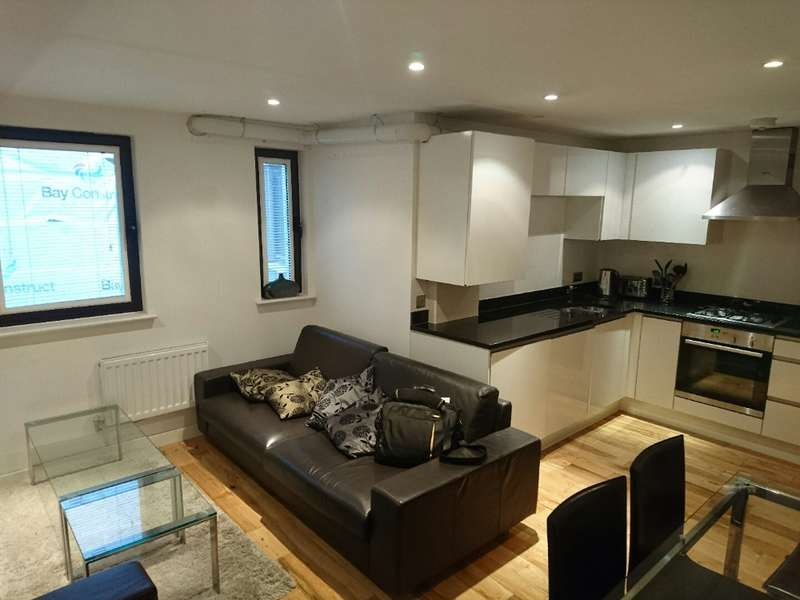 3 Bedrooms Flat for sale in Eagle Wharf, N1
