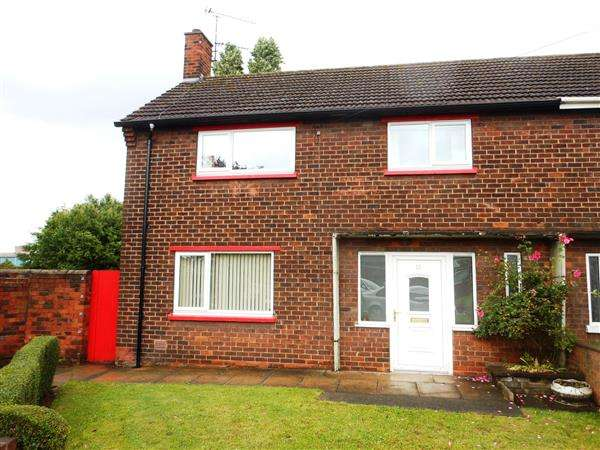 3 Bedrooms Semi Detached House for sale in Bellingham Road, Scunthorpe