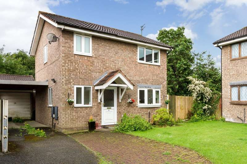 3 Bedrooms Detached House for sale in Mardon Close, Knutsford