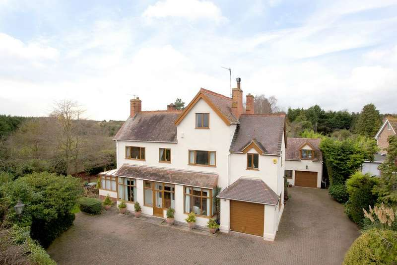 5 Bedrooms House for sale in Evesham Road, Cleave Prior, WR11