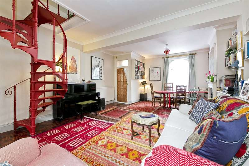 3 Bedrooms Terraced House for sale in Cyprus Street, Bethnal Green, E2