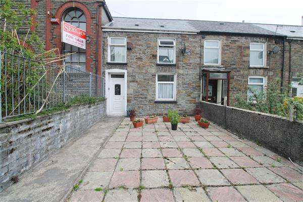 2 Bedrooms Terraced House for sale in Bute Street, Treorchy