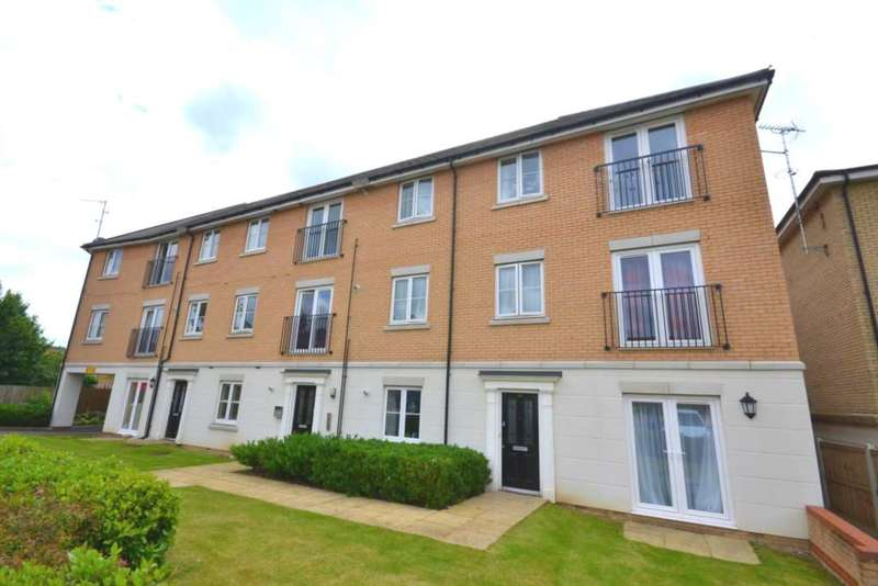 2 Bedrooms Flat for sale in Parnell Place, Braintree
