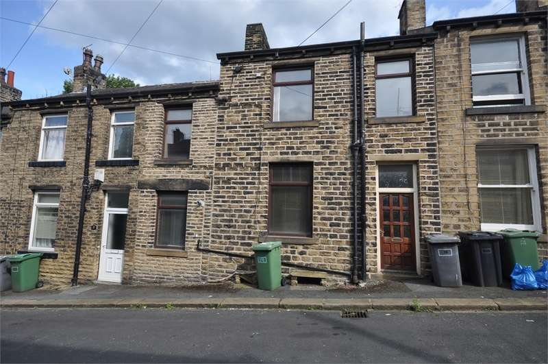 2 Bedrooms Terraced House for sale in Moss Street, Newsome, HUDDERSFIELD, West Yorkshire