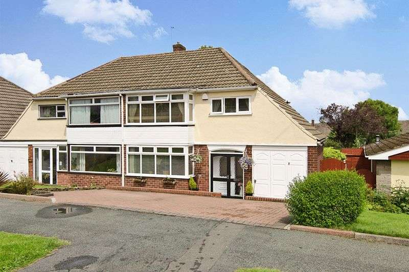 3 Bedrooms Semi Detached House for sale in Dovedale Road, Ettingshall Park, Wolverhampton