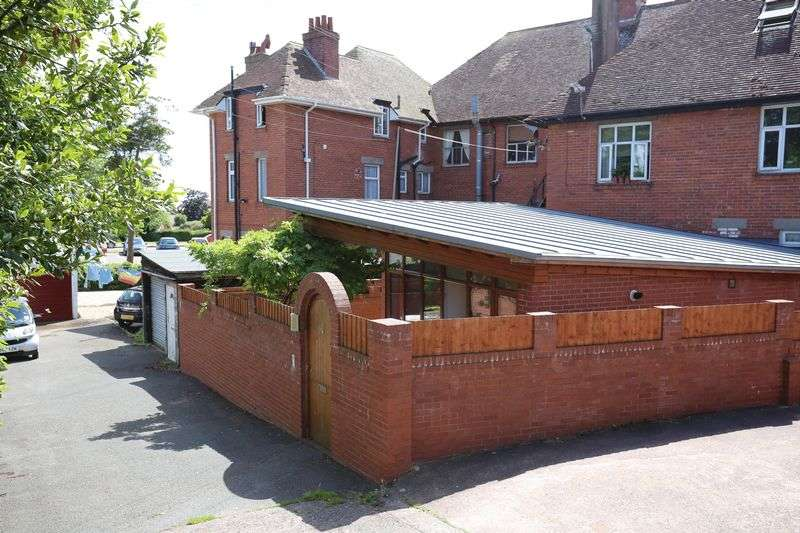 2 Bedrooms Detached Bungalow for sale in Littleham Road, Exmouth