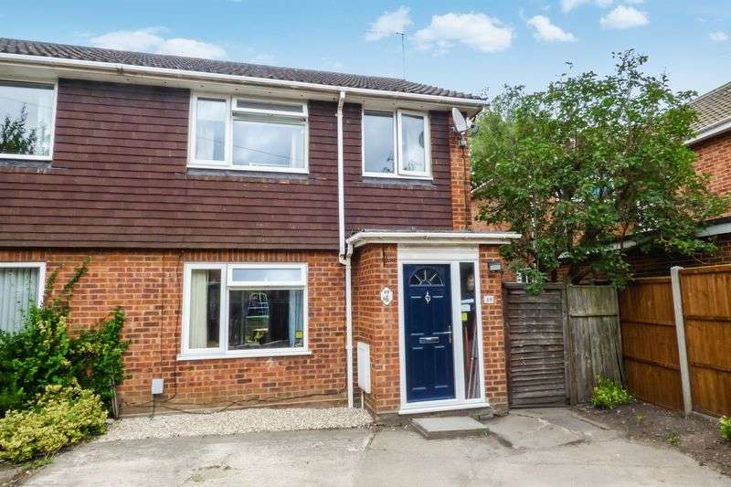 3 Bedrooms Semi Detached House for sale in Union Street, Farnborough