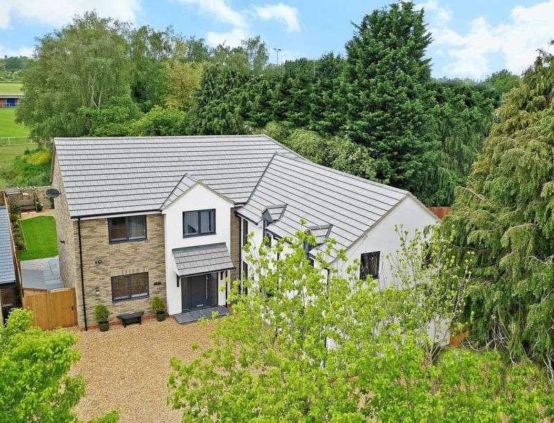 5 Bedrooms Detached House for sale in Eynesbury, Cambridgeshire