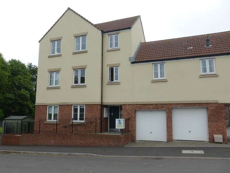 2 Bedrooms Flat for sale in Givele Close, Yeovil