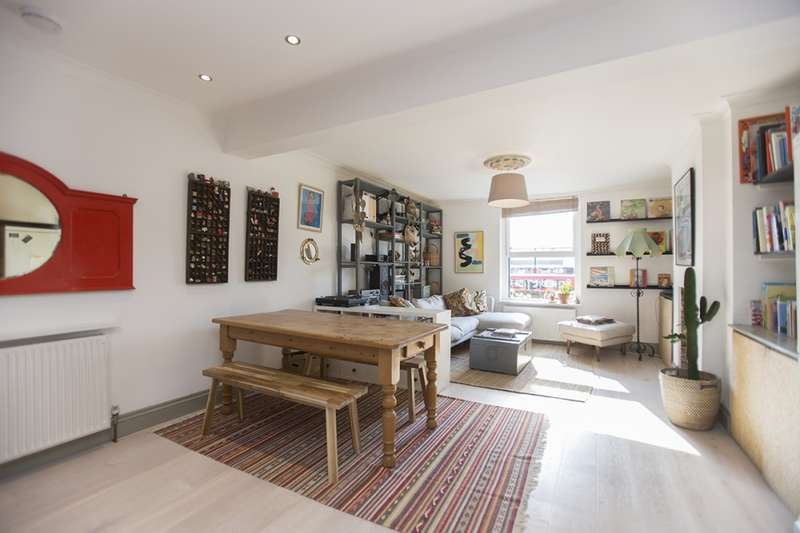 2 Bedrooms Flat for sale in Kingsland Road, London, London, E8