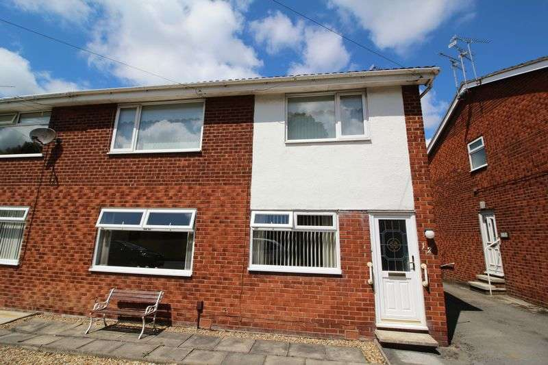 2 Bedrooms Flat for sale in Red Lion Close, Maghull