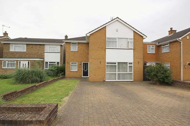 4 Bedrooms Detached House for sale in Putteridge
