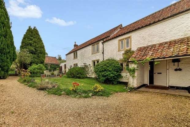 6 Bedrooms Detached House for sale in Neighbourne, Oakhill, Somerset