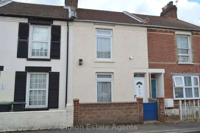 2 Bedrooms Terraced House for sale in Zetland Road, Gosport