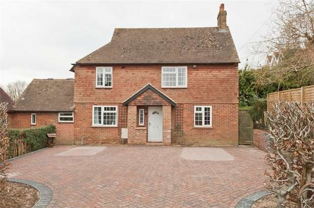 3 Bedrooms Detached House for sale in Hillbury Gardens, Ticehurst, Wadhurst, East Sussex