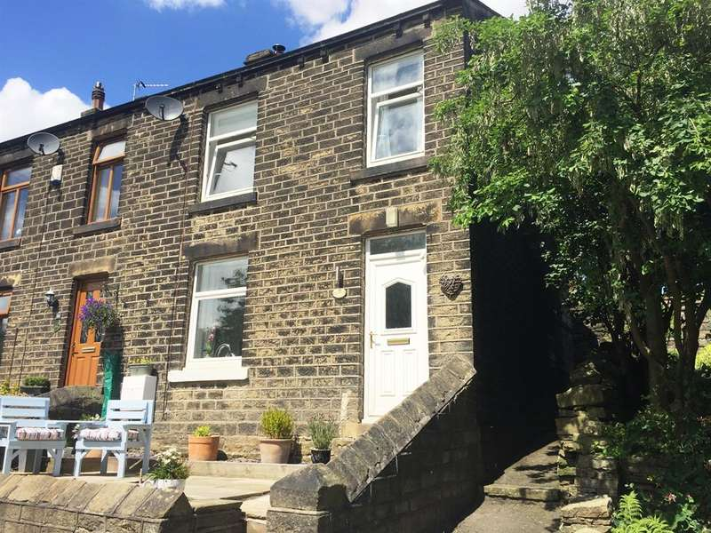 2 Bedrooms Cottage House for sale in School Hill, Huddersfield, HD4 7BY
