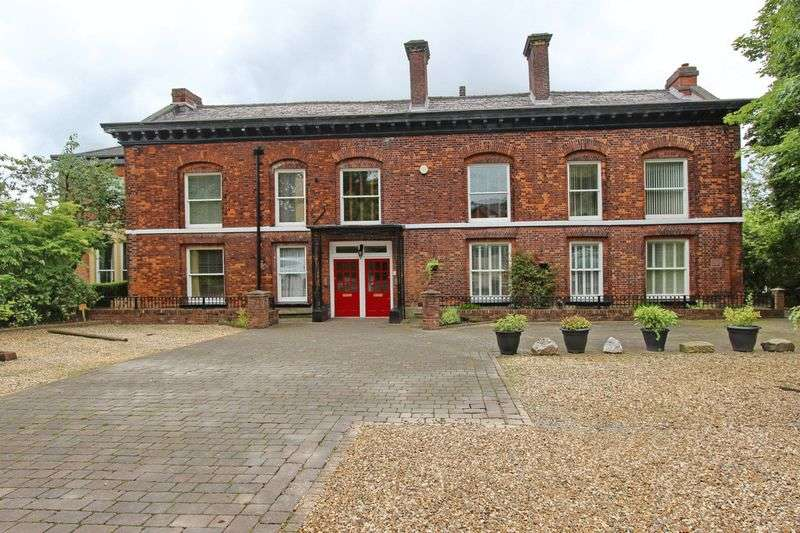 2 Bedrooms Flat for sale in Stand Lodge, Stand Lane, Radcliffe, Manchester