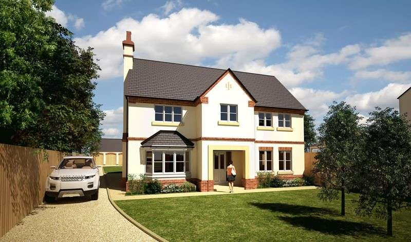 5 Bedrooms Detached House for sale in Cherry Tree House, Stoke Golding