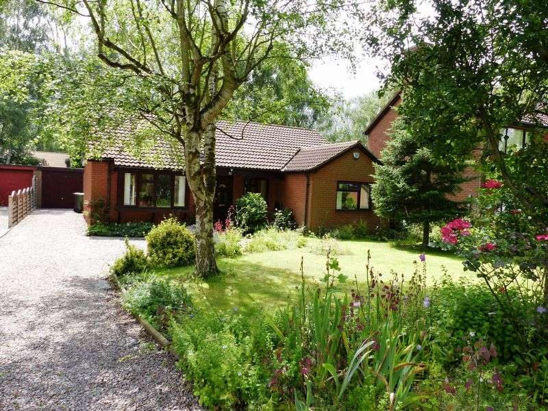 3 Bedrooms Detached Bungalow for sale in Leeming Close, Lincoln