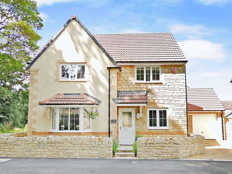 4 Bedrooms Detached House for sale in Sleep Lane, Whitchurch, Bristol