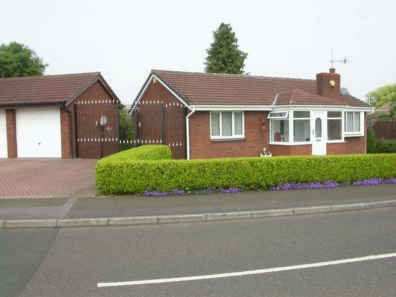2 Bedrooms Bungalow for sale in CHEADLE HULME (CALDERBROOK DRIVE)
