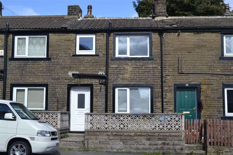 2 Bedrooms Terraced House for sale in Highgate Road, Clayton Heights, Bradford