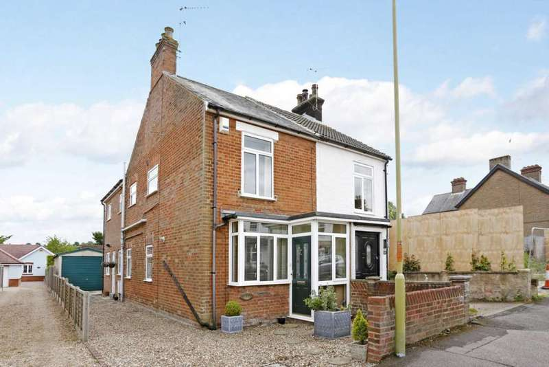 3 Bedrooms Semi Detached House for sale in Longfield Road, Tring